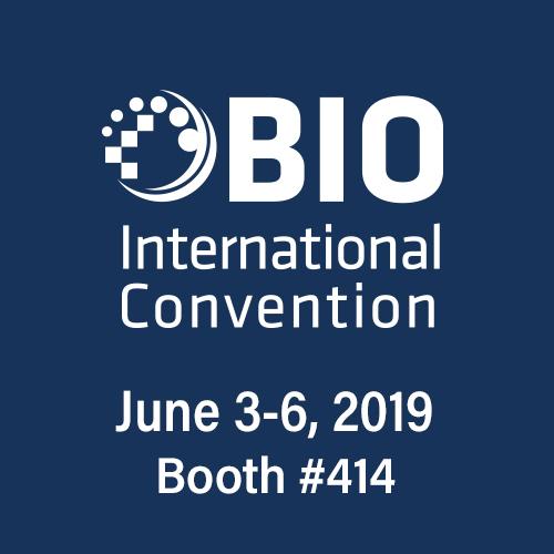 BIO International Convention: June 3-6, 2019, Booth #414