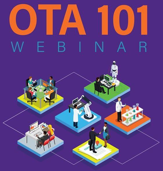 OTA 101 Webinar